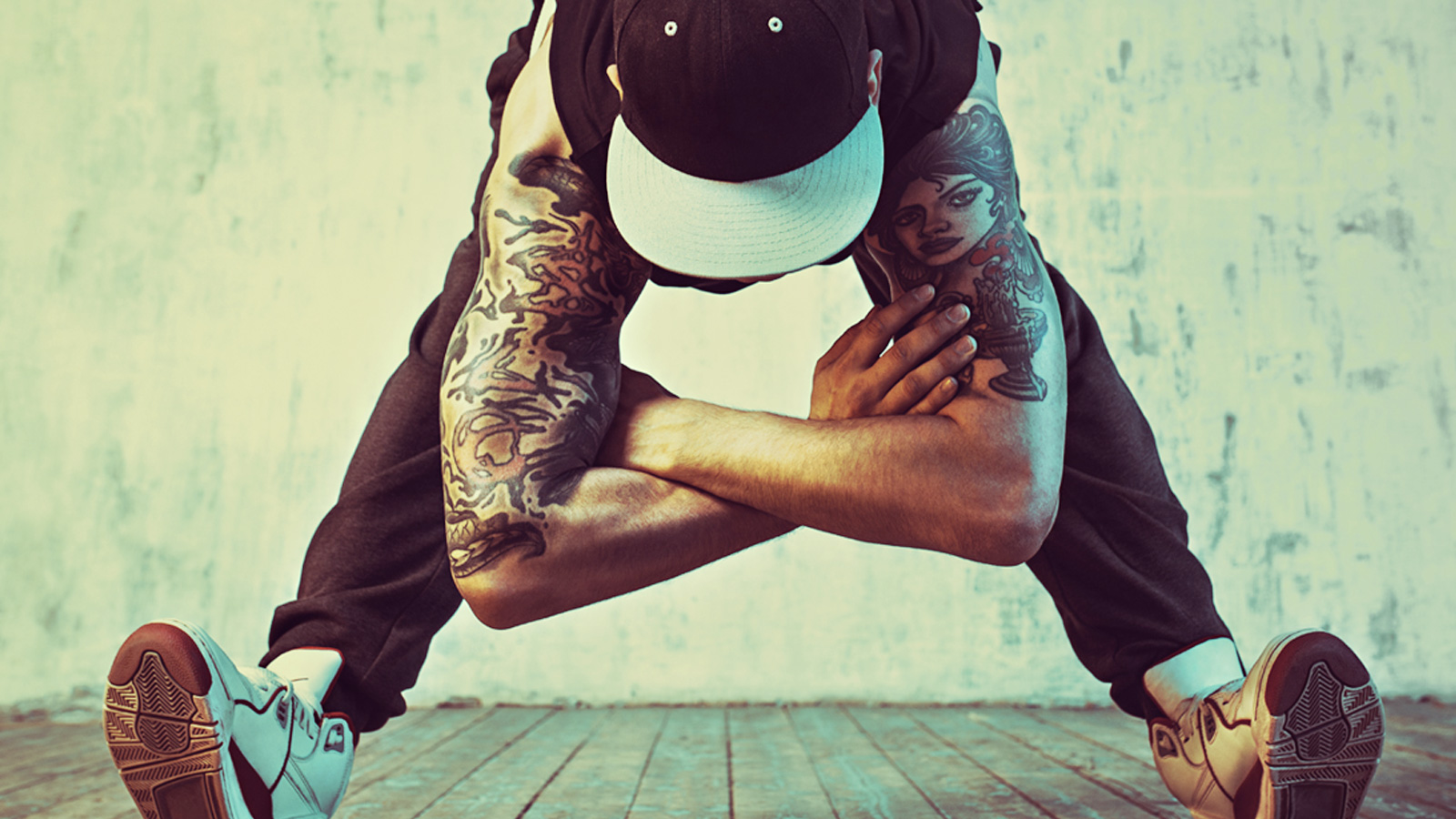 breakdance tatto street