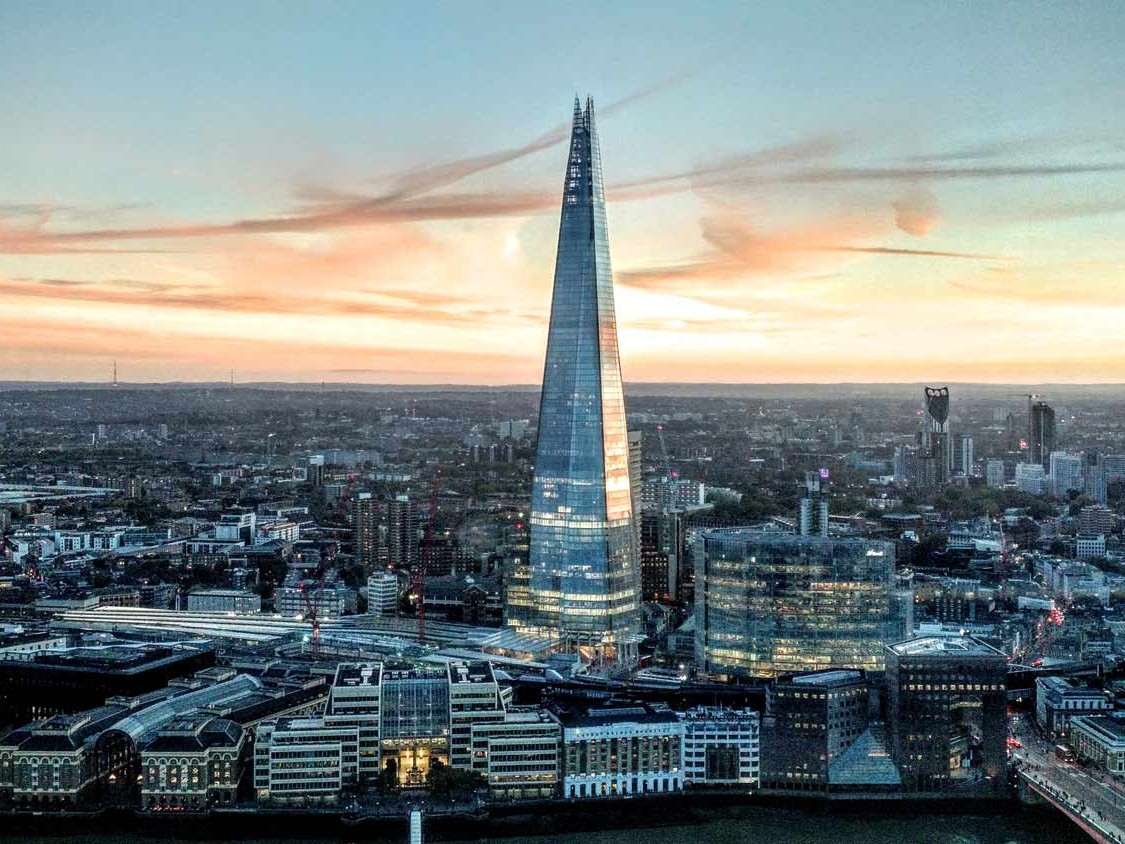 Financial services trend report London
